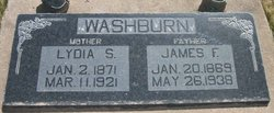 James Fredrick Washburn