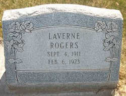 """Laverna """"Vernie"""" Rogers"""
