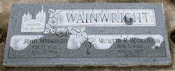 John Harrison Wainwright