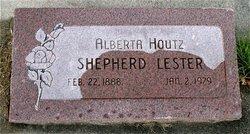 Alberta Houtz Shepherd