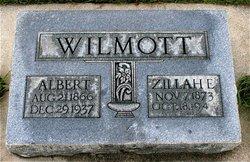 Zillah Emma <I>Phillips</I> Wilmott