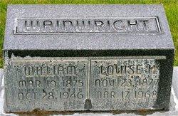 Louise <I>Harrison</I> Wainwright