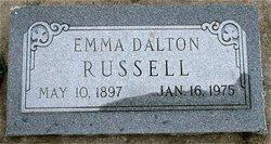 Emma Dalton Russell