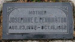 Josephine E Pennington