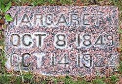 Margaret Elizabeth Katherine <I>McDow</I> Piper
