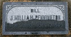 "John William ""Bill"" Pennington"