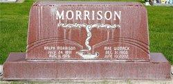 Ralph Morrison