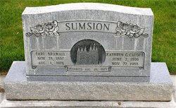 Earl Bramall Sumsion