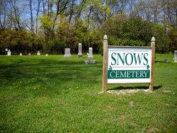Snows Cemetery