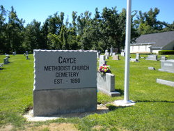 Cayce Methodist Church Cemetery