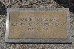 Samuel Alderman