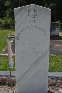 Mitchell A Alderman