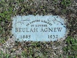 Beulah <I>Robins</I> Agnew