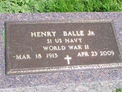 Hank Balle, Jr