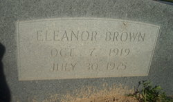 Eleanor Brown