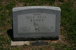 Nellie Melvina <I>Walls</I> Bandy