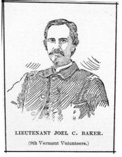 Joel Clarke Baker