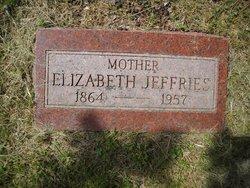 Elizabeth <I>Brooks</I> Jeffries