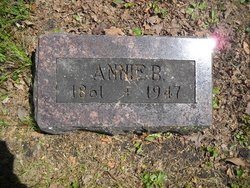 Annie Belle <I>Hatcher</I> Youtsey