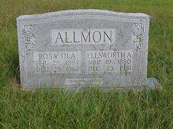 Rosa Ola <I>Sauls</I> Allmon