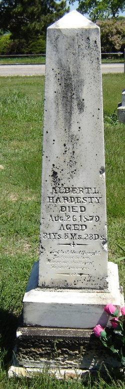 Albert Lee Hardesty