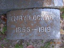 Henry Lockwood, Sr