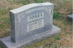 Maudie Lee Jones