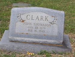 John Thomason Clark