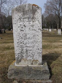 Sarah A Adams