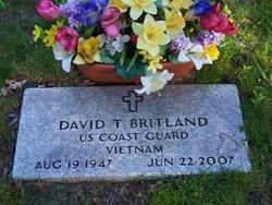David T. Britland