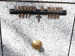 Leonard B. Gange