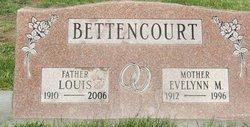 Evelynn Myrtle <I>Thompson</I> Bettencourt