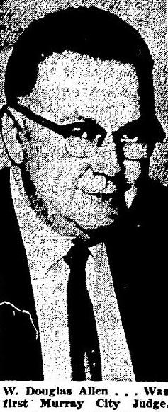 Wilford Douglas Allen