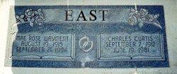 Charles Curtis East