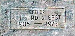 Clifford Stanford East