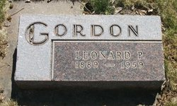 Leonard Porter Gordon