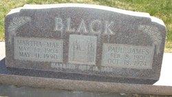 Martha Mae <I>Helquist</I> Black