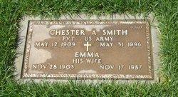Chester A Smith