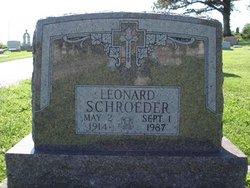 Leonard J. Schroeder