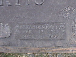 Alexander Raine Curtis