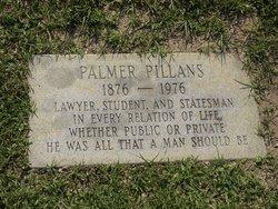 Palmer Pillans