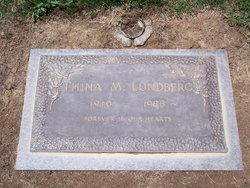 Thina Magdelina <I>(nee: Westby)</I> Lundberg