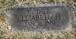 Elizabeth Haylois <I>Singleton</I> Baker