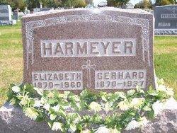 Mary Elizabeth <I>Menke</I> Harmeyer