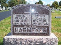 Clara G <I>Kemper</I> Harmeyer