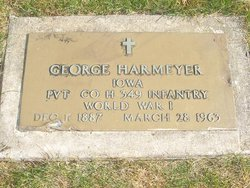 George G Harmeyer
