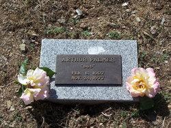"""Arthur Charles """"Bud"""" Palmer"""