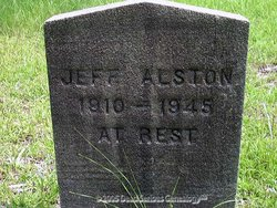 Jeff Alston
