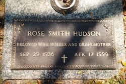 Lois Rose <I>Smith</I> Hudson