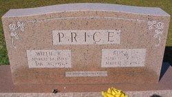 Rosa Edna <I>Truesdale</I> Price